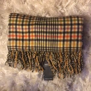 Mark and Spencer NWT scarf selling M&C currently